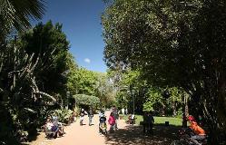 Jardim da Estrela - park dla ludzi