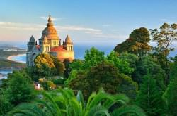 Portugalskie Sanktuaria - Santa Luzia