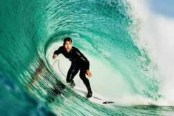 Surfing portuguese adventure