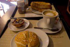 Portugalskie śniadanie...